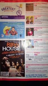 fringe guide ad 2013