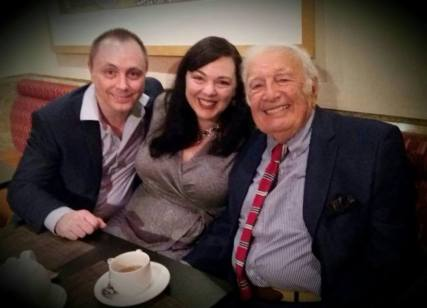 first anniversary with Bucky pizzarelli