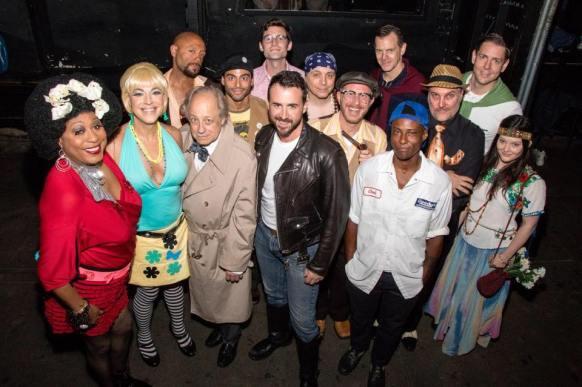 street theatre cast